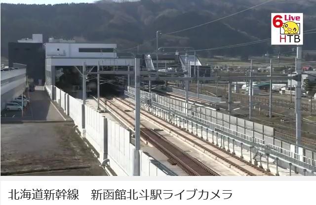 ライブ カメラ 函館